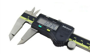 500 196 20 Mitutoyo Absolute 6 Digital Caliper Accuracy 0 01mm Free Shipping