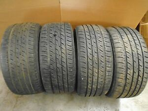 Set Of 4 Toyo Proxes 4 Plus 235 45 R17 Used Tires