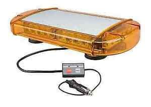 Wolo 3770m a Outer Limits Series Amber Lens 12 volt 3rd Gen Led Mini Light Bar