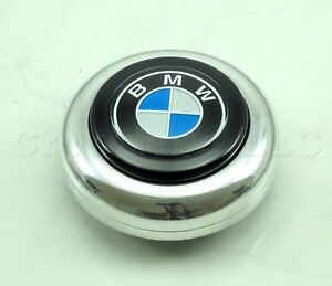 Nardi Steering Wheel Horn Button Center Kit For Anni And Classic Bmw Logo