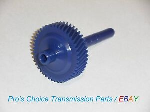 43 Tooth Purple Speedometer Gear Fits Turbo Hydramatic 200 200c Transmissions