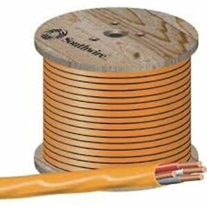 10 3 W ground Romex Indoor Electrical Wire 150 Feet all Lengths Available