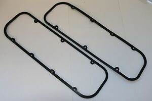 Bb Chevy 396 427 454 502 Steel Core Rubber Valve Cover Gaskets High Quality Bbc