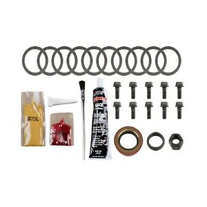 Motive Gear C8 25ik Ring Pinion Installation Kit For Newport W Chrysler Axle