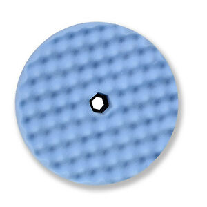 3m 5708 8 Perfect It Ultrafine Foam Polishing Pad Double Sided Quick Connect