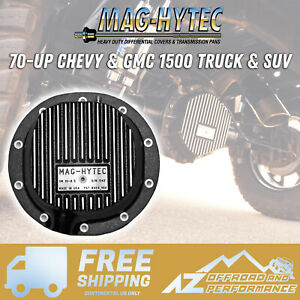 Mag Hytec Rear Differential Cover Fits 70 Up Chevy Gmc 1500 Truck Suv 10 8 5