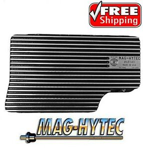 Mag Hytec Transmission Pan 11 18 Ford Superduty Powerstroke 6 7l Diesel 6r140