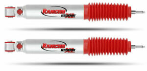 Rancho Rs999029 Rs9000xl Front Gas Shock Absorber Set For Durango f150 f250 f350