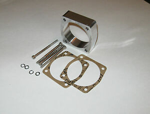 Nissan Altima Maxima Pathfinder 350z Infiniti Throttle Body Spacer fit s 3 5l