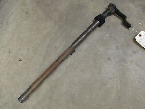 1963 Amc Rambler Wagon Steering Column Transmission Shifter Linkage Tube 25353