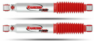 Rancho Rs999311 Set Of 2 Rs9000xl Rear Gas Shock Absorbers For Nissan Frontier