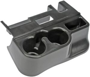 Cup Holder Attachment For Console Fits Dodge Ram Dorman 41019