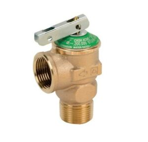 3 4 Pressure Relief Valve Perfect For Tankless Water Heaters fwl 2