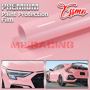 12 x48 Wood Grain Vinyl Wrap Sticker Car Home Kitchen Desk Decoration 1398