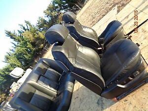 Bmw E39 Comfort Leather Power Seats 540i 525i 530i 528i 530d 523i 535i 540 525