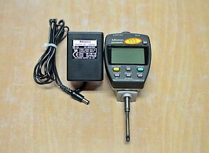 Mitutoyo 543 551 Digital Indicator Gauge Id f125 Power Cable Free Ship