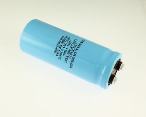 Cde 1200uf 400v Large Can Electrolytic Capacitor 550ce1072