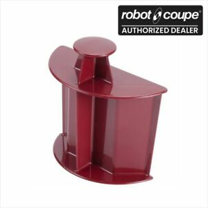 Robot Coupe 106524 R2 R2nfood Processor Large Red Pusher Genuine