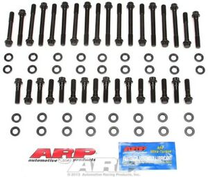 Arp 134 3701 Sbc Small Block Chevy 12 Point Aluminum Or Steel Head Bolts Heads