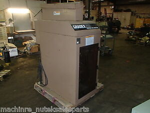 Gradex 2000 Particle Size Analyzer_model G203 sft_g203sft_sn G550693