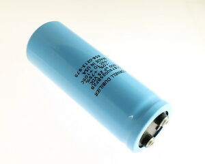 Cde 87000uf 25v Large Can Electrolytic Capacitor 101873u025bf2b