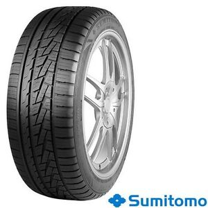 New Tire S 255 35r19 96w Sumitomo Htr A S P02 255 35 19 2553519 All Season Car