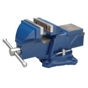 Wilton 11104 4 Jaw Bench Vise With Swivel Base
