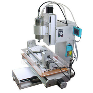 Chinacnczone Hy tb5 5 axis Cnc Router Engraver 1500 W