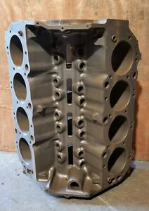 69 Gm Chevrolet 396 V8 Engine Block 3955272