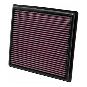 K n 33 2443 Replacement Panel Air Filter For Camry sienna lexus Es350 rx350