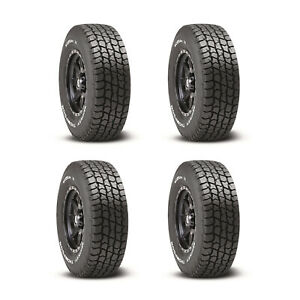 Mickey Thompson 90000029941 Set Of 4 Deegan 38 All Terrain 265 75r16 Tires