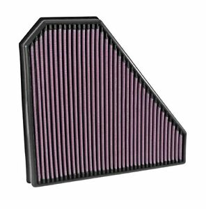 K N 33 5028 Replacement Panel Air Filter For Cadillac Cts V Sport 3 6l V6
