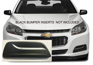 Front Bumper Fog Light Chrome Trim Strips Fit 2013 2014 2015 Chevrolet Malibu