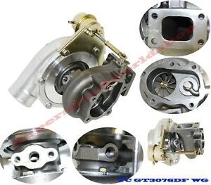 Gt30 Gt3076 Turbo W internal Wastegate 70 Compressor 64 Trim T25