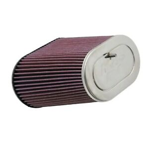 K n Rf 1012 Universal Dual Flange Oval Tapered Air Filter