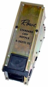 Refurbished Rowe Hopper For Dollar Bill Changer 650276 02 Fits Bc11 Bc20 25