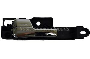 For Ford Mercury Lincoln Inner Inside Interior Door Handle Front Left Driver