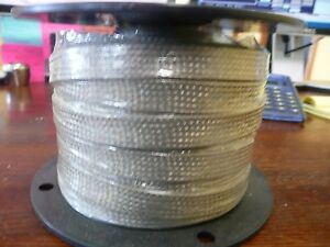 Allied Wire Tubular Braid Mil spec Aa59569a Qqb575r36t0500 130ft