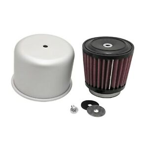 K n 54 1050 Rubber Mounting Flanged Covered Air Filter
