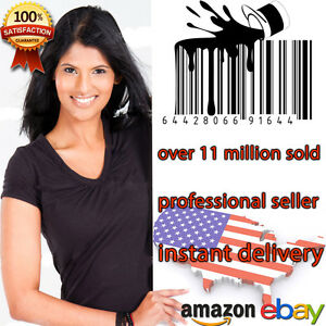 10 000 Upc Numbers Barcodes Bar Code Gs1 Ean Amazon Lifetime Guarantee