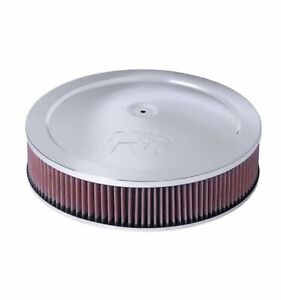 K n 60 1400 Custom Air Cleaner Filter Assembly