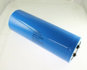 Mallory 2500uf 400v Aluminum Electrolytic Large Can Capacitor