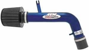 Aem Short Ram Air Intake System Fits 1994 2001 Acura Integra 1 8l L4 Blue