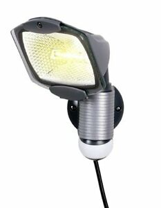 Sensor Motion Activated Light Plug In Lamp Detector Wireless Flood Light securit