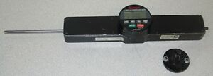 Starrett F2750 4 Wisdom Plus Electronic Digital Indicator 4 001 Resolution