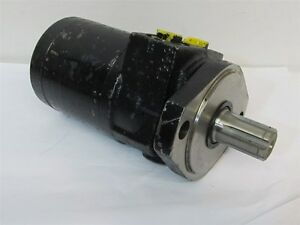 Pinson Truck Equipment Co Phm 107 Recovery Unit Auger Hydraulic Motor