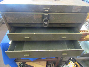 Kennedy 620 3 Drawer Tool Box C 0293 25
