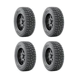 Mickey Thompson 90000001948 Baja Atzp3 3 195 Max Load 35x12 50r20lt 4 Set Tires