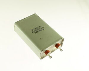 4uf 600v Oil Hermetically Sealed Capacitor Mfd 600vdc Cp70b1ef405k 4mfd