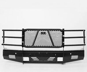 Ranch Hand Fsc14hbl1 Front Bumper Replacement for 2014 2015 Chevy 1500 Silverado